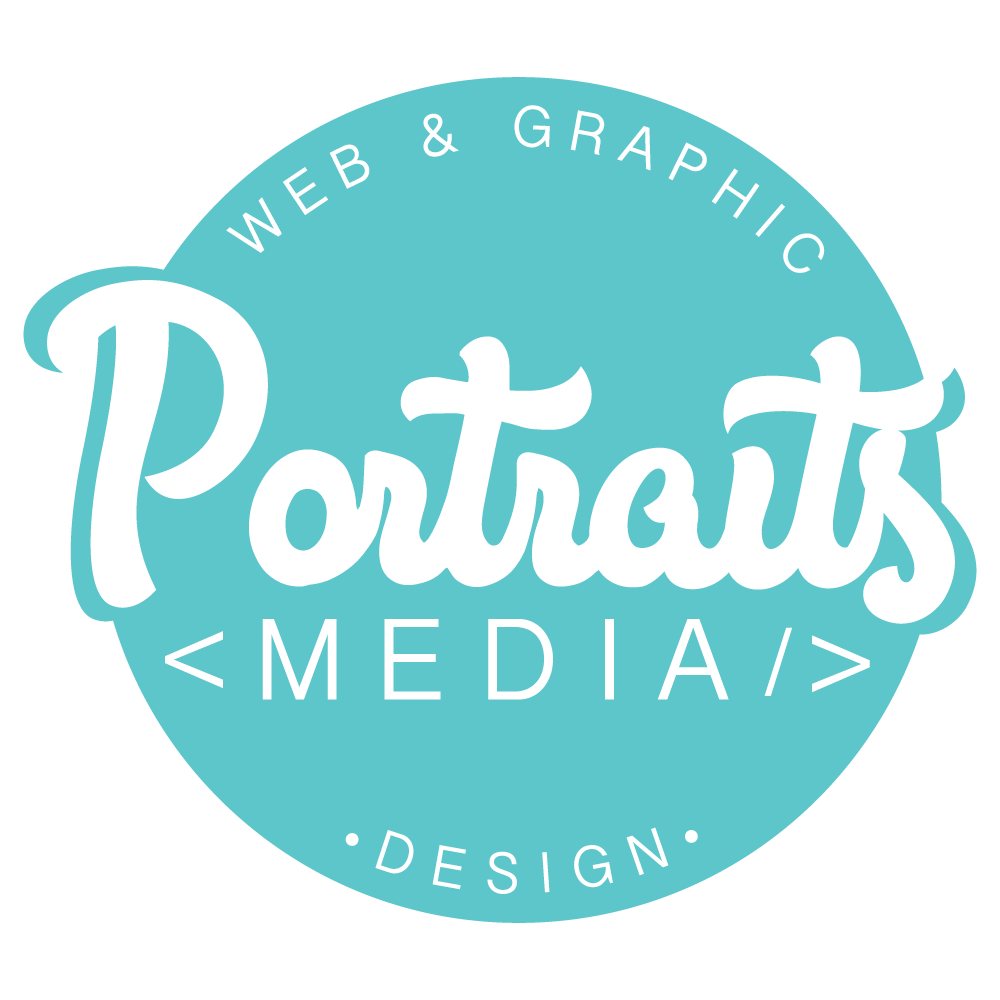 Portraits Media Web & Graphic Design in Evesham & Droitwich, Worcestershire